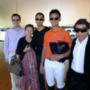 Chevy, Taylor, Shao Kao and Zang Toi